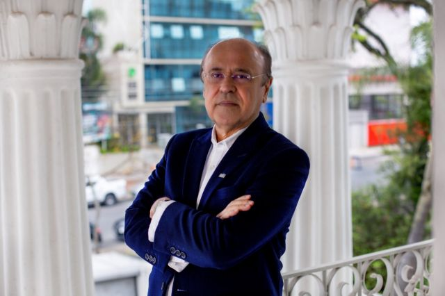 Presidente da ASSERTTEM, Marcos de Abreu